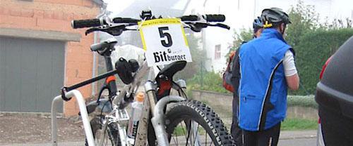 Mit dem Hänger zum Marathon - 2009 Image