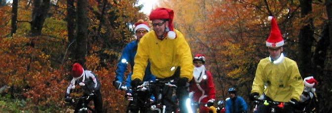 Nikolaus Tour Warndt-Biker 2005 Image