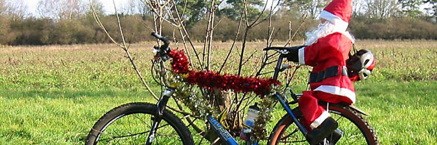 Nikolaus Tour Warndt-Biker 2006 Image